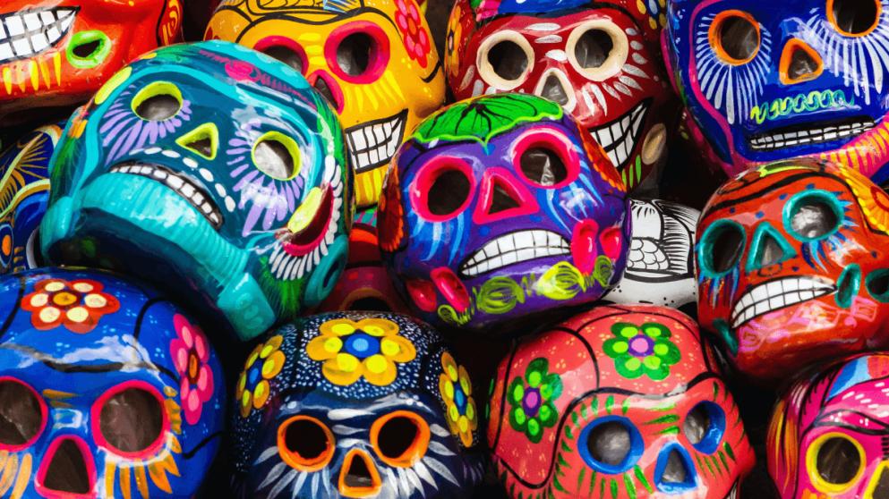 11 Things You Probably Didn't Know About Día De Los Muertos