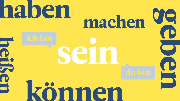 Conjugaison : les 20 verbes les plus courants en allemand