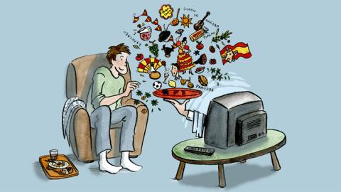 5 raisons de regarder la télé quand on vit à l'étranger