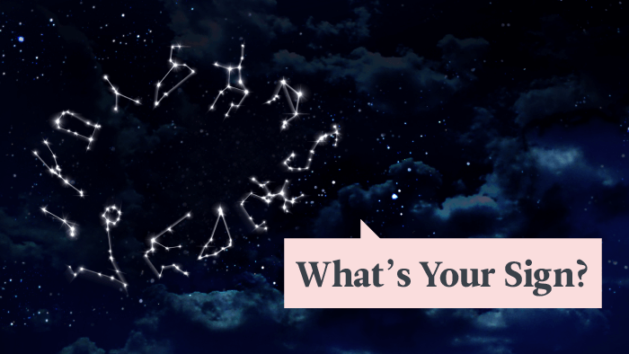 What Your Zodiac Sign Can Tell You About Your Language