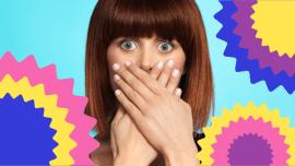 O tom da sua voz muda quando você fala outro idioma?