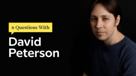 6 Questions With Dothraki Creator David J. Peterson