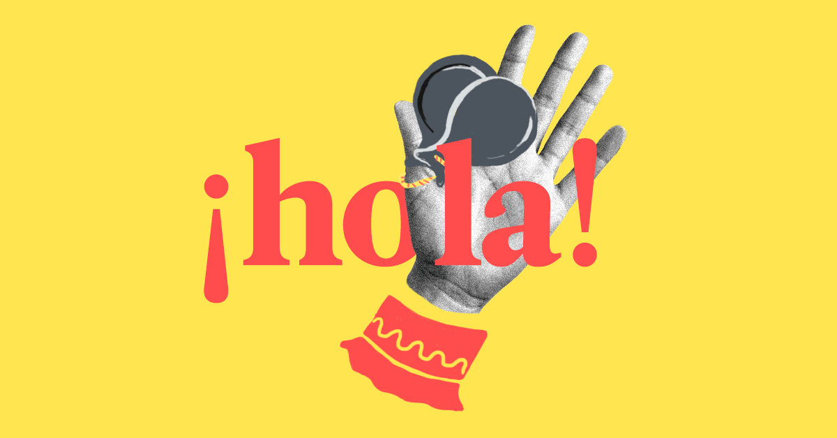 How To Say Hello In Spanish