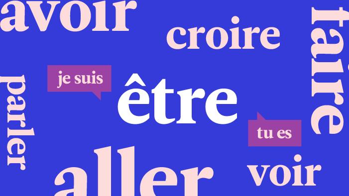 Os 20 verbos em francês mais comuns