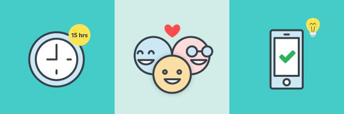 Comment notre appli peut vous aider à progresser en langues en 3 semaines