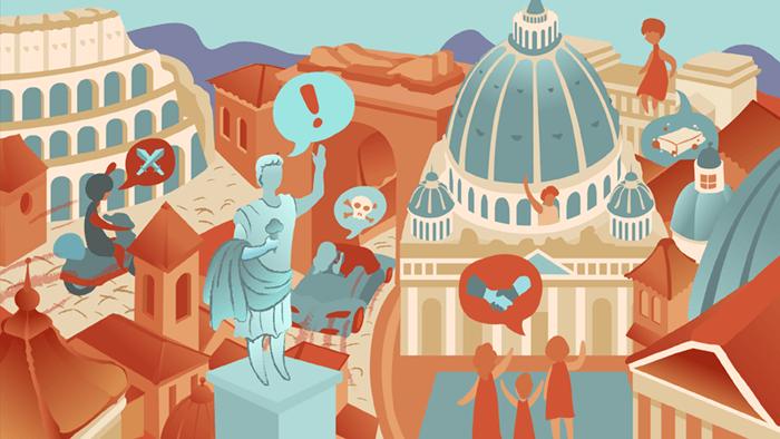 7 expresiones romanas cotidianas que necesitas saber antes de visitar Roma