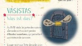 Mots français d'origine allemande : le fin mot de l'Histoire