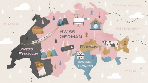 ¿Qué idiomas se hablan en Suiza?