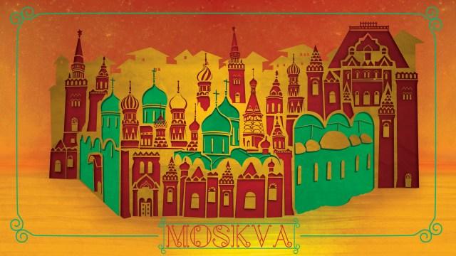 5 choses à faire absolument pour découvrir Moscou
