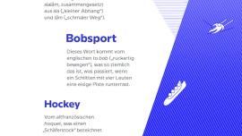 Wintersportarten: Kennst du den Ursprung von Ski, Slalom und Bob?