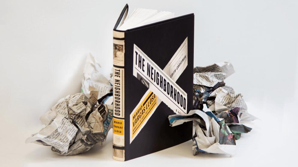 A Tabloid Novel For A Tabloid World: Book Review Of Mario Vargas Llosa's 'The Neighborhood'