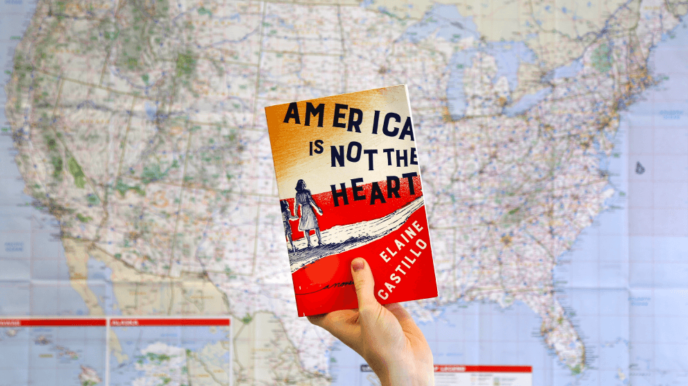 Living Between Countries And Languages: Book Review Of Elaine Castillo's 'America Is Not The Heart'