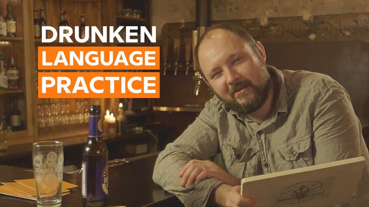 Do You Really Speak A Language Better When You're Drunk?
