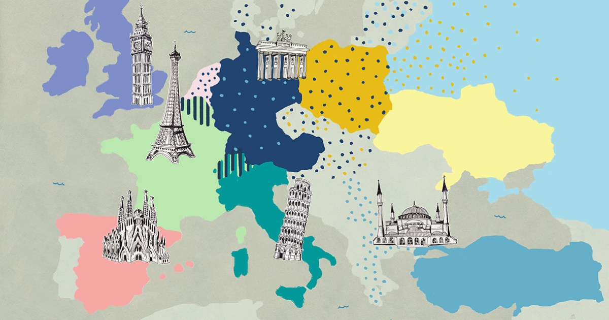 What Are The 10 Most Spoken Languages In Europe? | Babbel Magazine