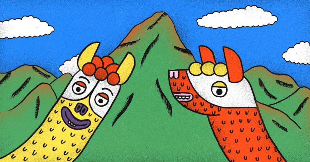 Perú en 10 expresiones