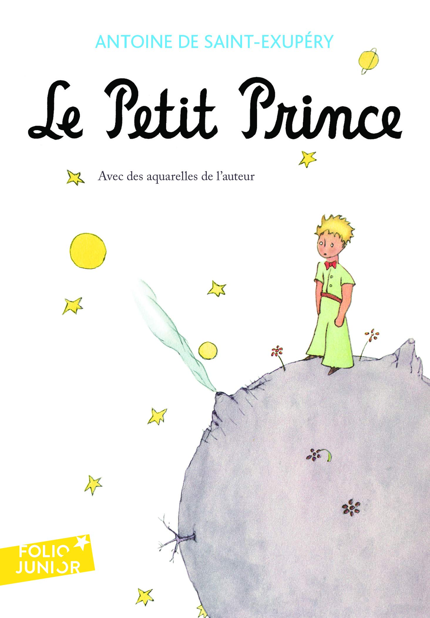 The Little Prince - one of the most translated books in the world