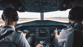 Tutti i segreti sul gergo usato dai piloti d'aereo