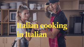 How These 3 Couples Can Understand Italian — Without Ever Learning It