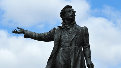 The Tale Of The Polyglot Pushkin