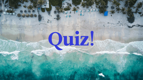 Quiz: Are You Ready For Your Spanish Beach Vacation?