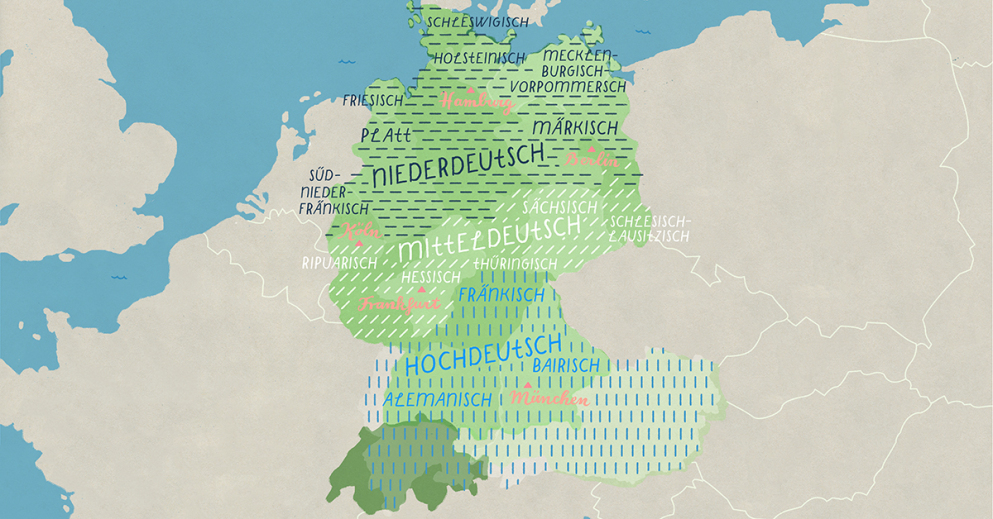 Everything You Wanted To Know About German Dialects