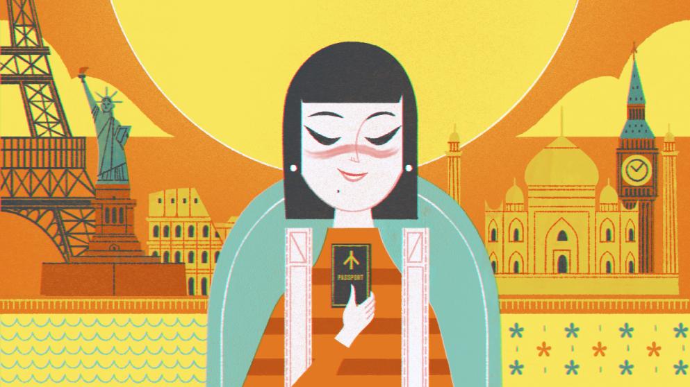 5 motivi per cui, per vivere all'estero, è necessario parlare la lingua locale