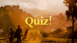 Quiz: Can You Tell The Difference Between Latin American And European Spanish?