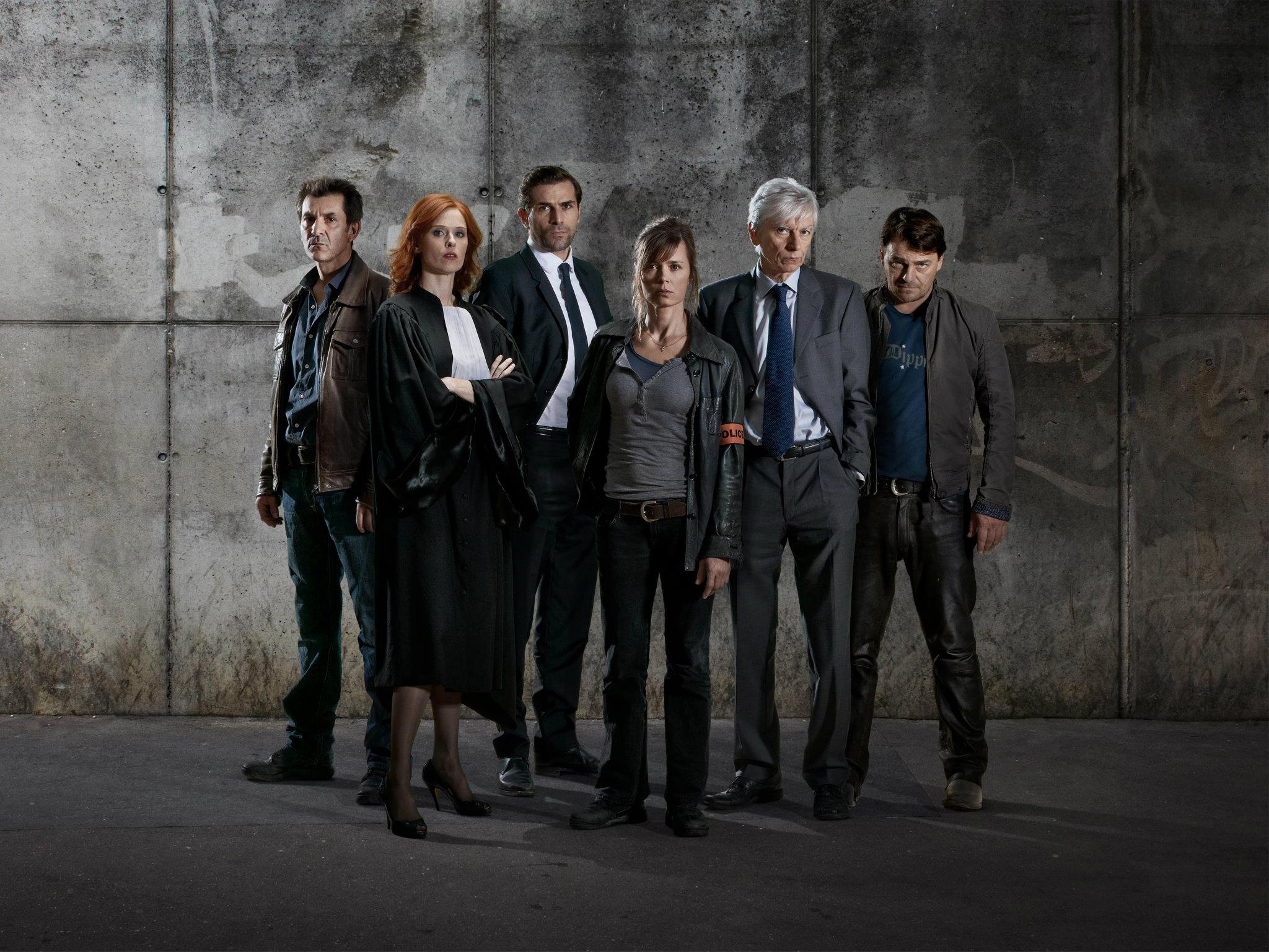 French TV shows Spiral