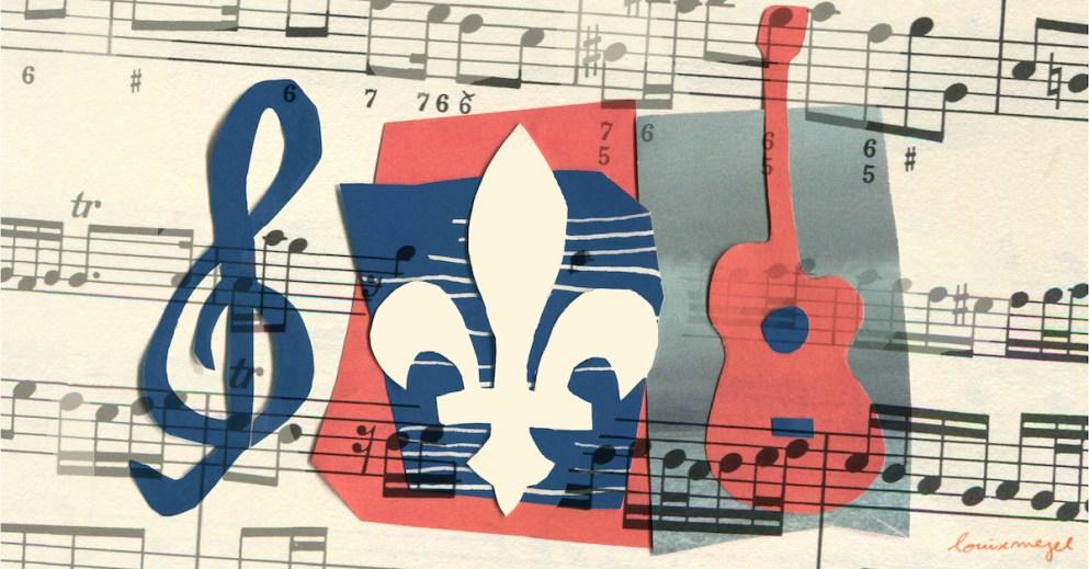 La chanson québécoise, des années 1930 à aujourd'hui