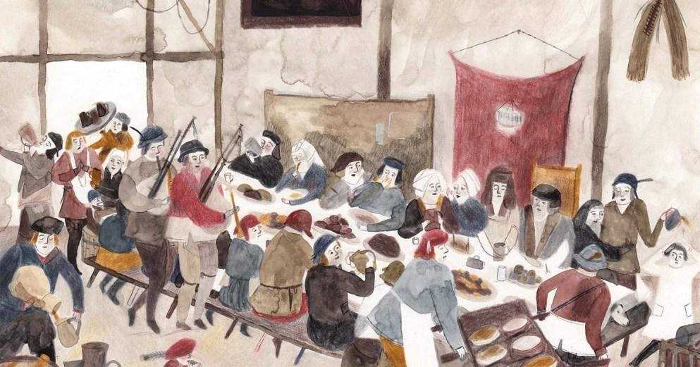 La evolución y el origen del francés como idioma