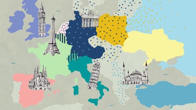 Quali sono le 10 lingue più parlate in Europa?