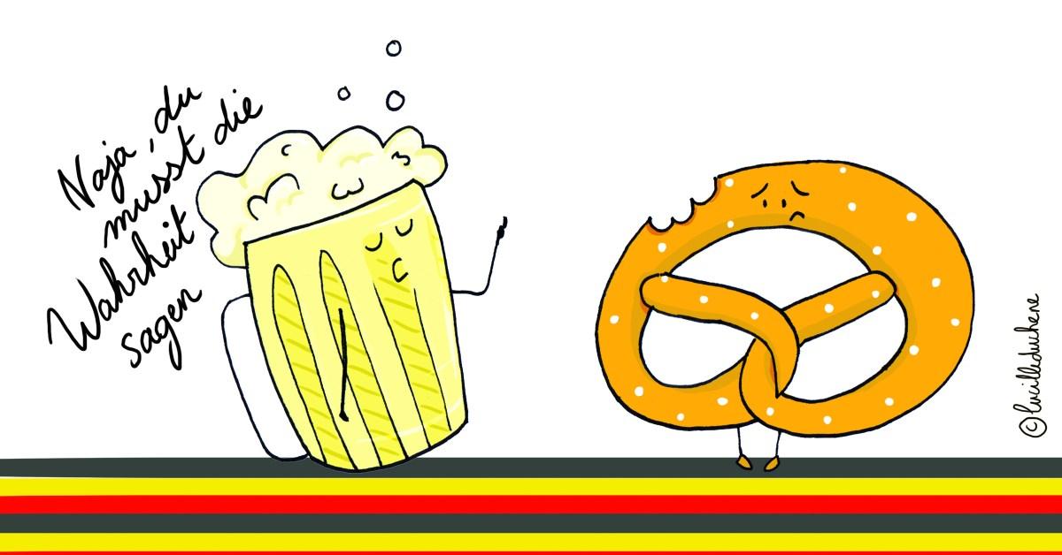 Tics de langage en allemand