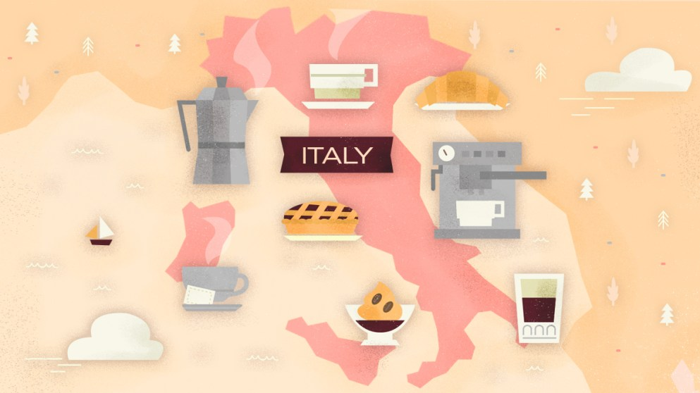 All The Ways To Drink Coffee In Italy