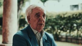 """5 coisas que aprendemos com Miguel, o """"avô estudante"""" que fez um intercâmbio na terceira idade"""
