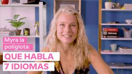 Myra: por qué no tienes que ser un talento para los idiomas para aprender con éxito