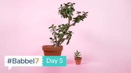 #Babbel7 Day 5: Easy As 1, 2…