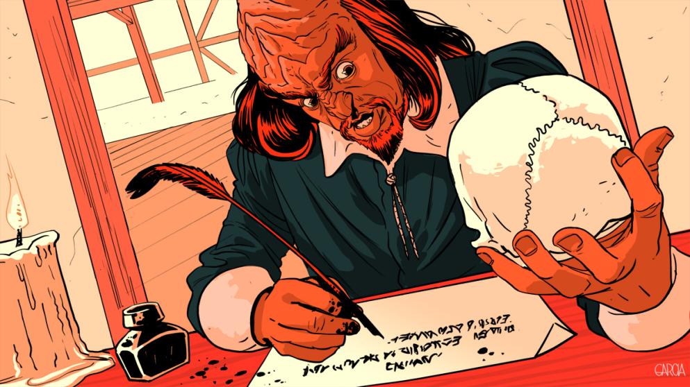 Il klingon: la lingua degli alieni di Star Trek (che piace agli umani)