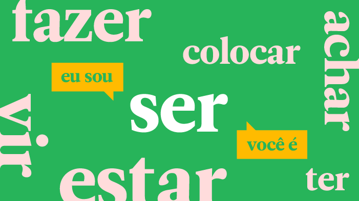 The 20 Most Common Portuguese Verbs