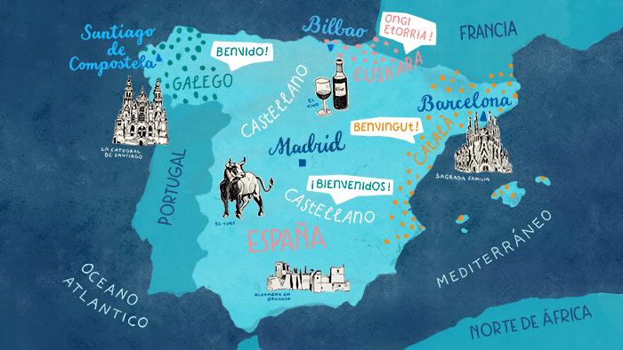 ¿Qué idiomas se hablan en España?