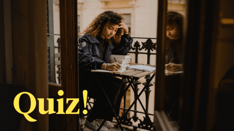 Quiz: What Bad Learning Habit Have You Fallen Into?