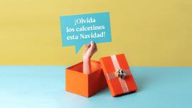 5 ideas poco convencionales de regalos para Navidad 🎄