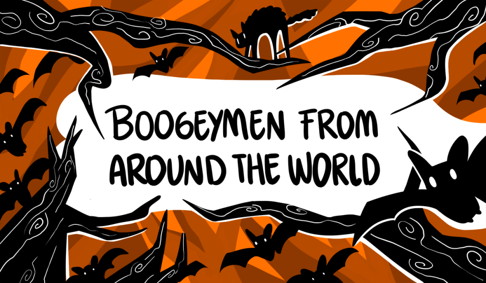 15 Terrifying Boogeymen From Around The World