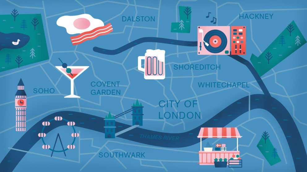 How To Spend Your Weekend Like A Born-And-Bred Londoner