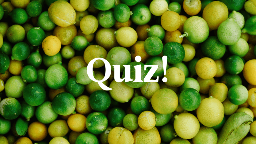 Quiz: Do You Know The Colors In Spanish?