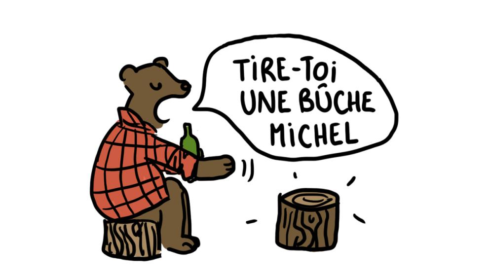 15 expressions québécoises rigolotes pour survivre à l'hiver