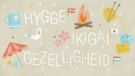 Hygge, Gezelligheid And Ikigai — Here's The Rundown On These Foreign Cozy Words