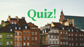 Quiz: How Much Do You Know About Polish?