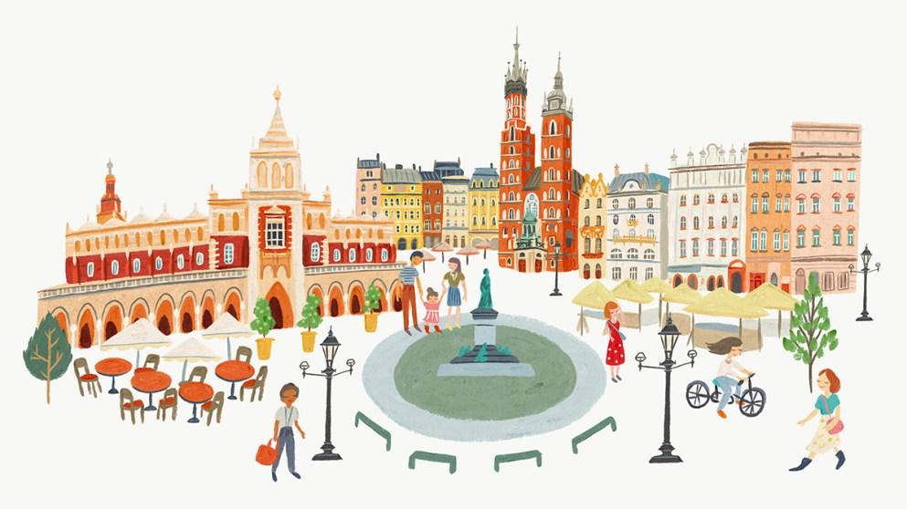 Krakau– eine ehrliche Liebeserklärung an die polnische Stadt