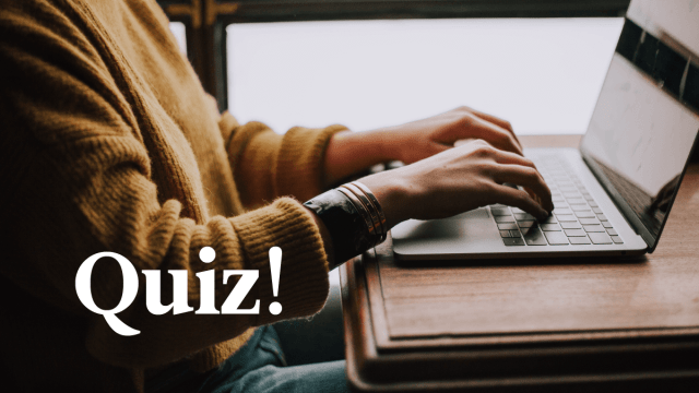 Quiz: Which Language Skills Do You Need To Improve The Most?