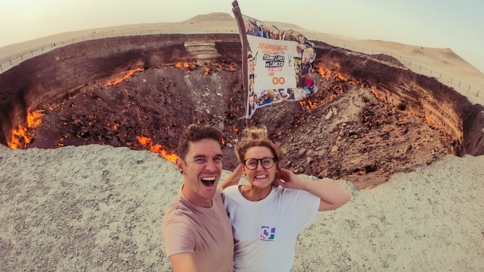 Here's How We're Conquering The Mongol Rally With Babbel
